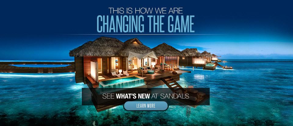 sandals-overwater