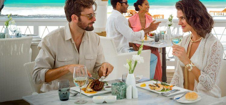 Dining at Sandals Resorts